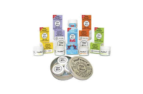 Cress UK partners with Hay Fever Brand HayMax